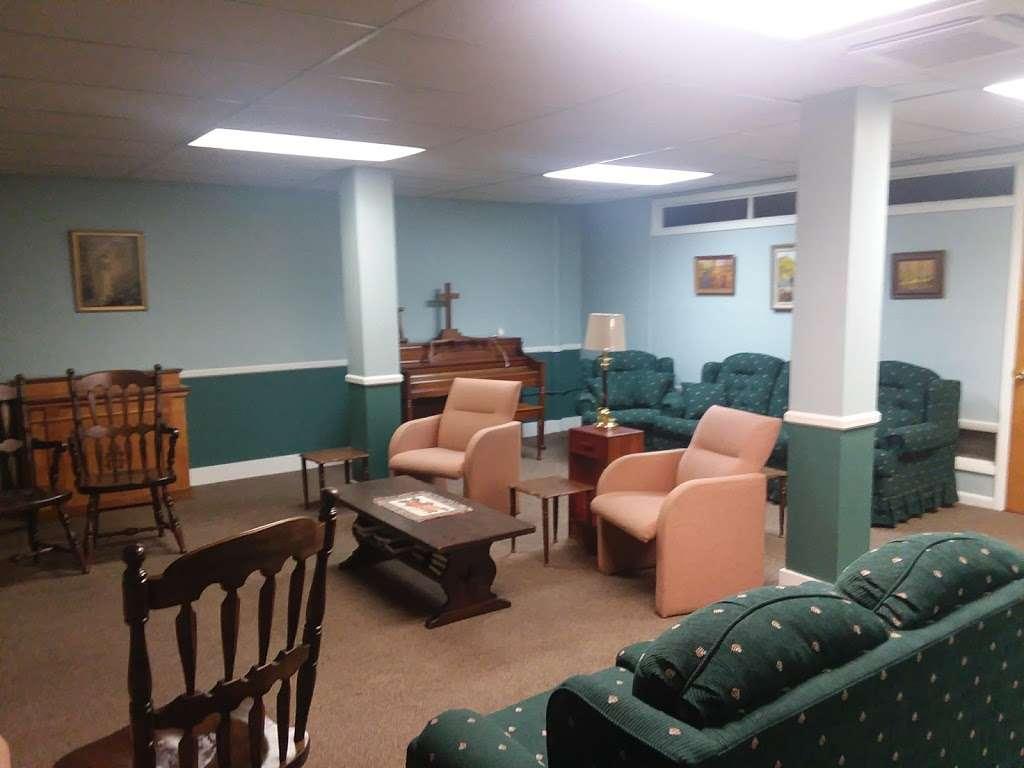 Bower Memorial United Methodist Church - church  | Photo 2 of 5 | Address: 140 E 2nd St, Berwick, PA 18603, USA | Phone: (570) 752-6262
