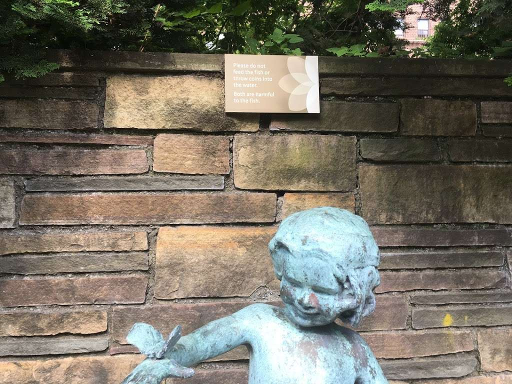 Fragrance Garden Alice Recknagel Ireys - park  | Photo 3 of 10 | Address: 998 Mary Pinkett Avenue, Brooklyn, NY 11225, USA | Phone: (718) 623-7200