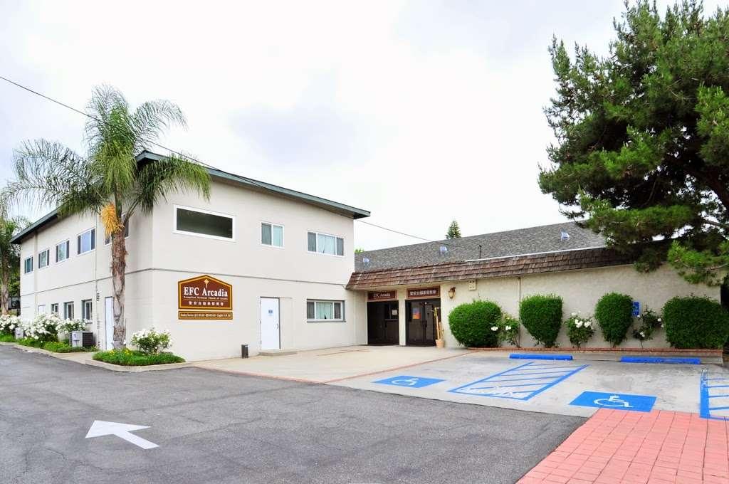 Evangelical Formosan Church - church    Photo 1 of 3   Address: 225 Live Oak Ave, Arcadia, CA 91006, USA   Phone: (626) 445-8015