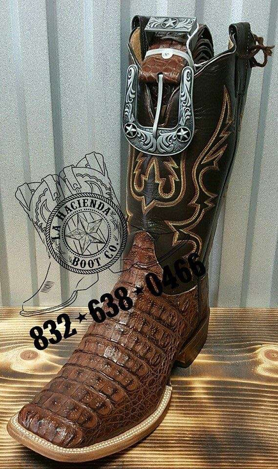LA HACIENDA BOOT CO. - shoe store  | Photo 6 of 10 | Address: 2525 S Wayside Dr, Houston, TX 77023, USA | Phone: (713) 514-9939