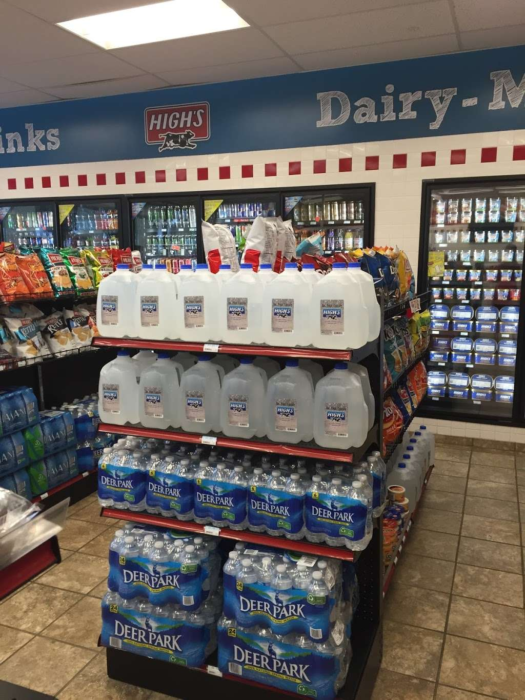 Highs of Baltimore - gas station  | Photo 2 of 2 | Address: 4101 Norrisville Rd, White Hall, MD 21161, USA | Phone: (410) 692-9508