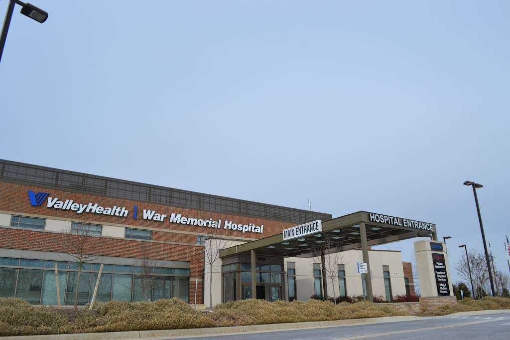 War Memorial Hospital - hospital  | Photo 1 of 3 | Address: 1 Healthy Way, Berkeley Springs, WV 25411, USA | Phone: (304) 258-1234
