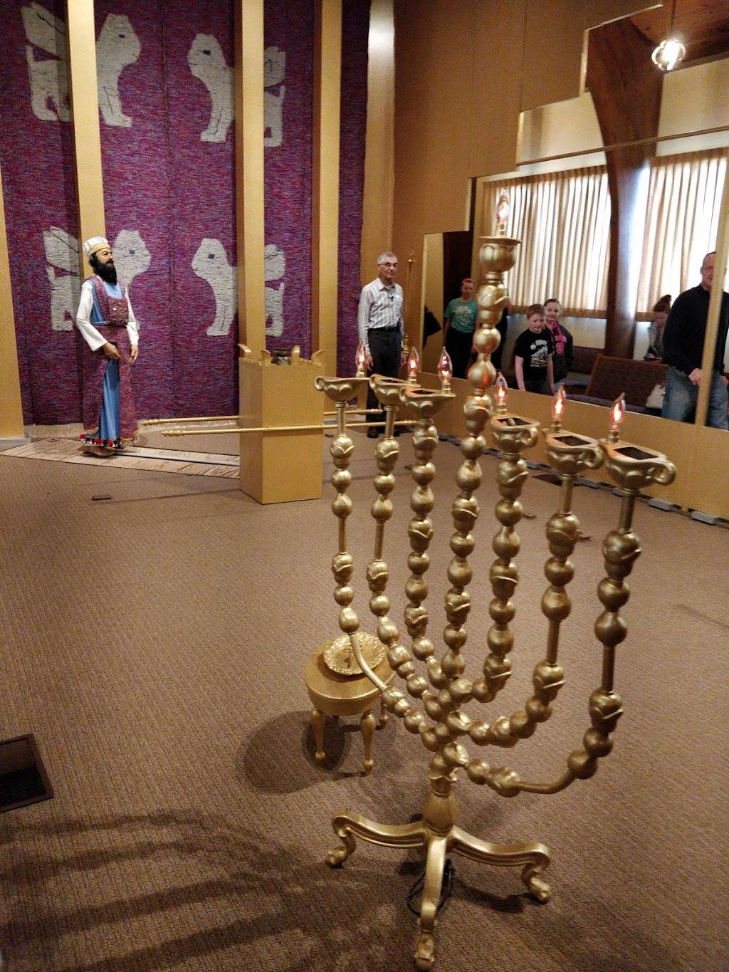 Biblical Tabernacle Reproduction - museum  | Photo 1 of 10 | Address: 2209 Millstream Rd, Lancaster, PA 17602, USA | Phone: (717) 299-0954