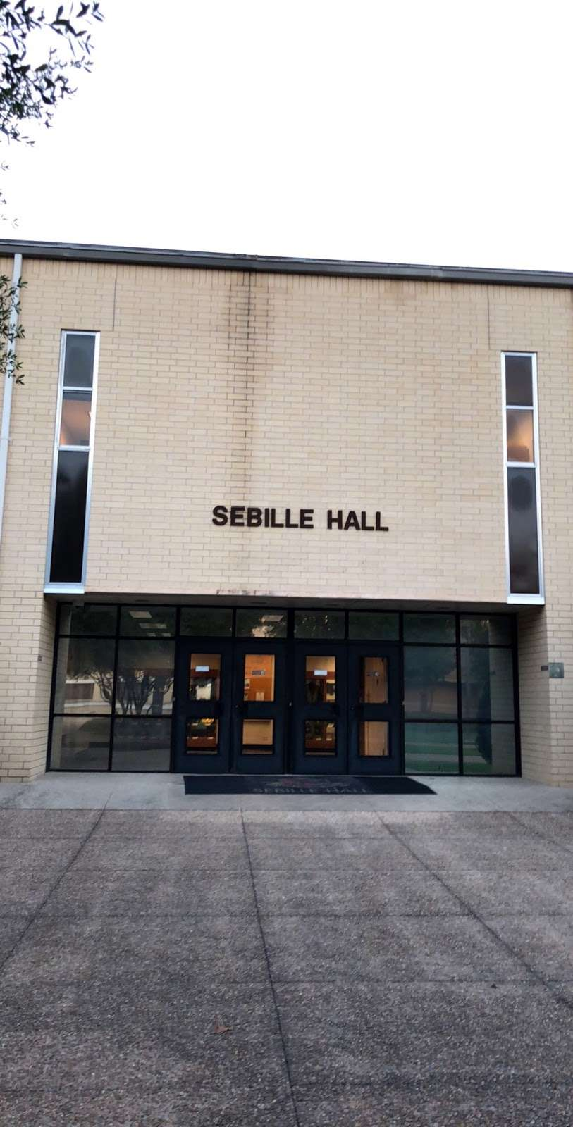 Sebille Hall - library  | Photo 1 of 2 | Address: Lackland AFB, San Antonio, TX 78236, USA