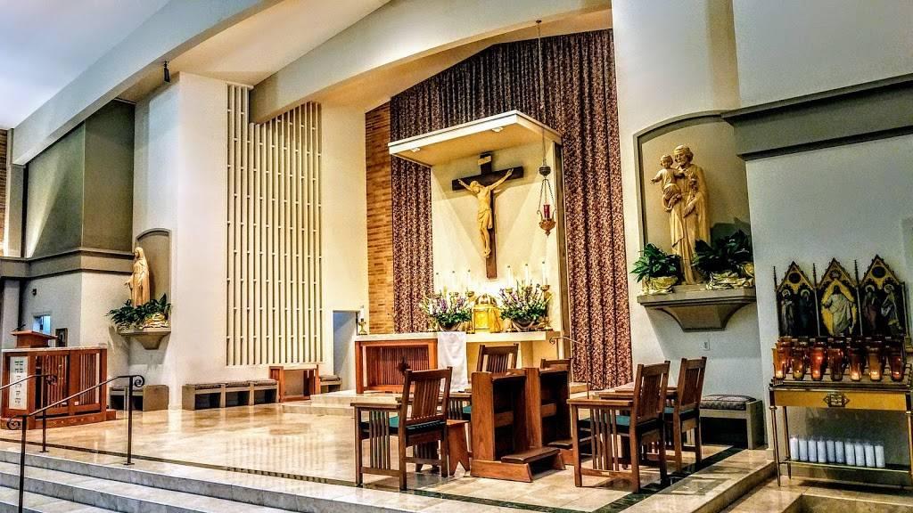 St. Monica Catholic Church - church  | Photo 1 of 8 | Address: 4311 88th Ave SE, Mercer Island, WA 98040, USA | Phone: (206) 232-2900