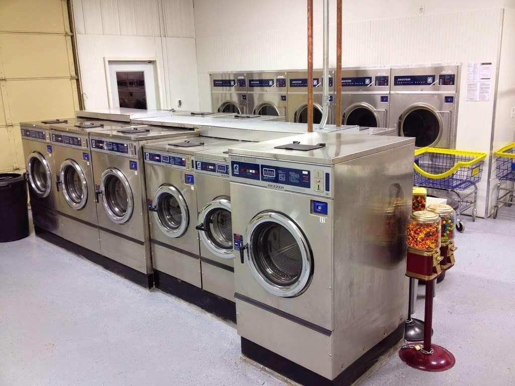 Splish Splash Coin Laundry - splash