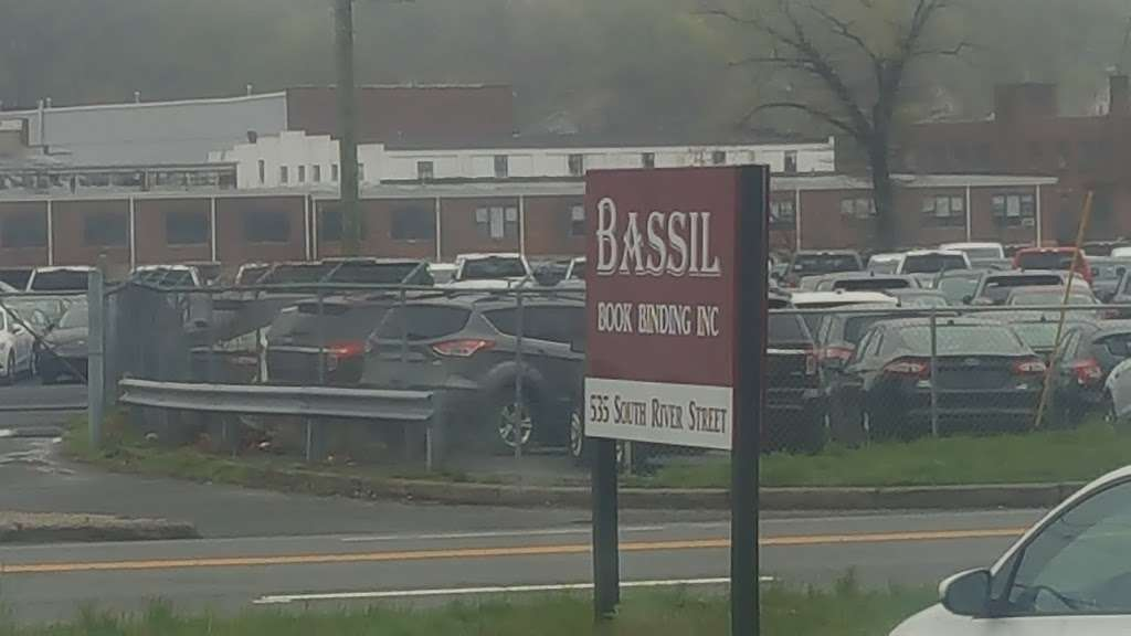 Bassil Bookbinding Co., Inc. - store  | Photo 2 of 8 | Address: 535 S River St, Hackensack, NJ 07601, USA | Phone: (201) 440-4925