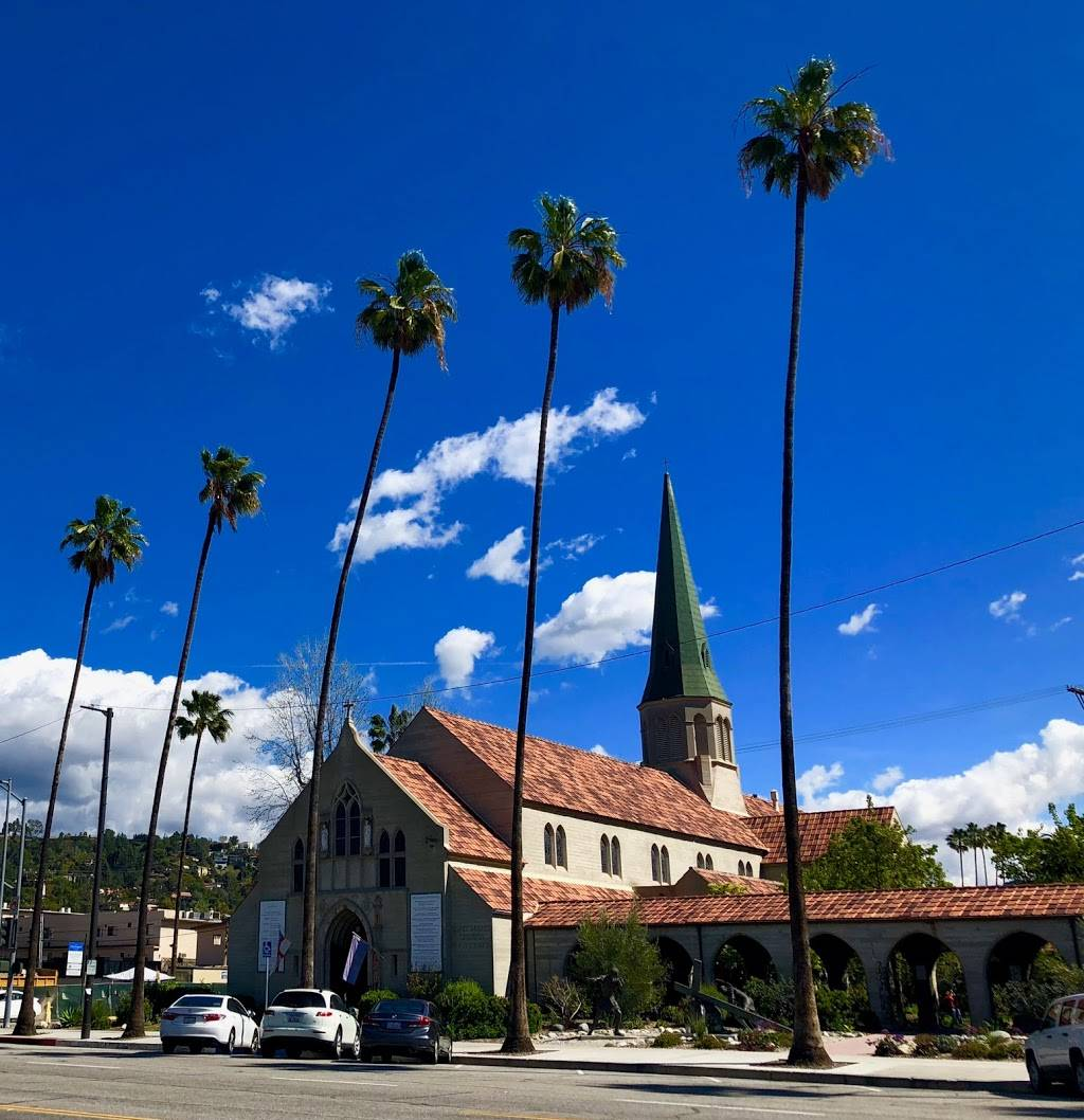 St. Marks Episcopal Church - church  | Photo 10 of 10 | Address: 1020 N Brand Blvd, Glendale, CA 91202, USA | Phone: (818) 240-3860