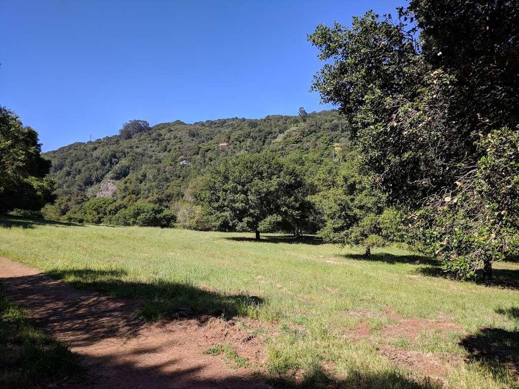 Jones Creek Trail Entrance - park    Photo 4 of 10   Address: 216-298 Jones Rd, Los Gatos, CA 95030, USA