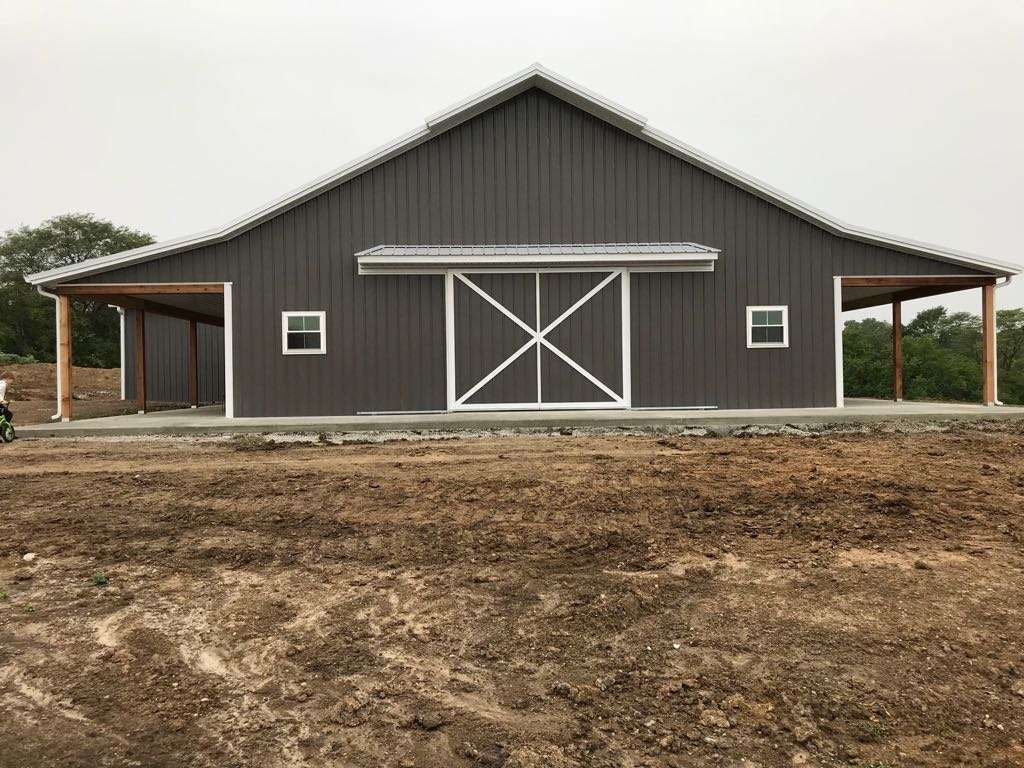 Built-Rite Buildings - real estate agency    Photo 9 of 10   Address: 3295 NE State Hwy W Route D, Weatherby, MO 64497, USA   Phone: (816) 646-3104