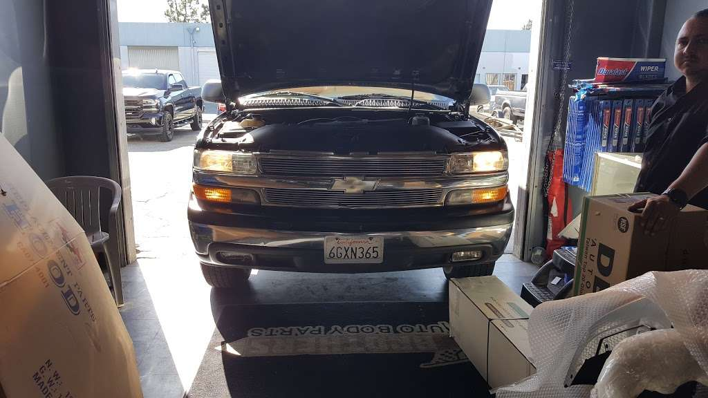 Brothers Auto Body Parts - car repair  | Photo 1 of 10 | Address: 14922 Ramona Blvd Unit K, Baldwin Park, CA 91706, USA | Phone: (626) 813-1126