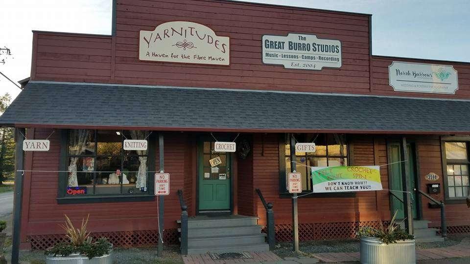 Yarnitudes - store  | Photo 8 of 10 | Address: 3598 Gravenstein Hwy S, Sebastopol, CA 95472, USA | Phone: (707) 827-3618