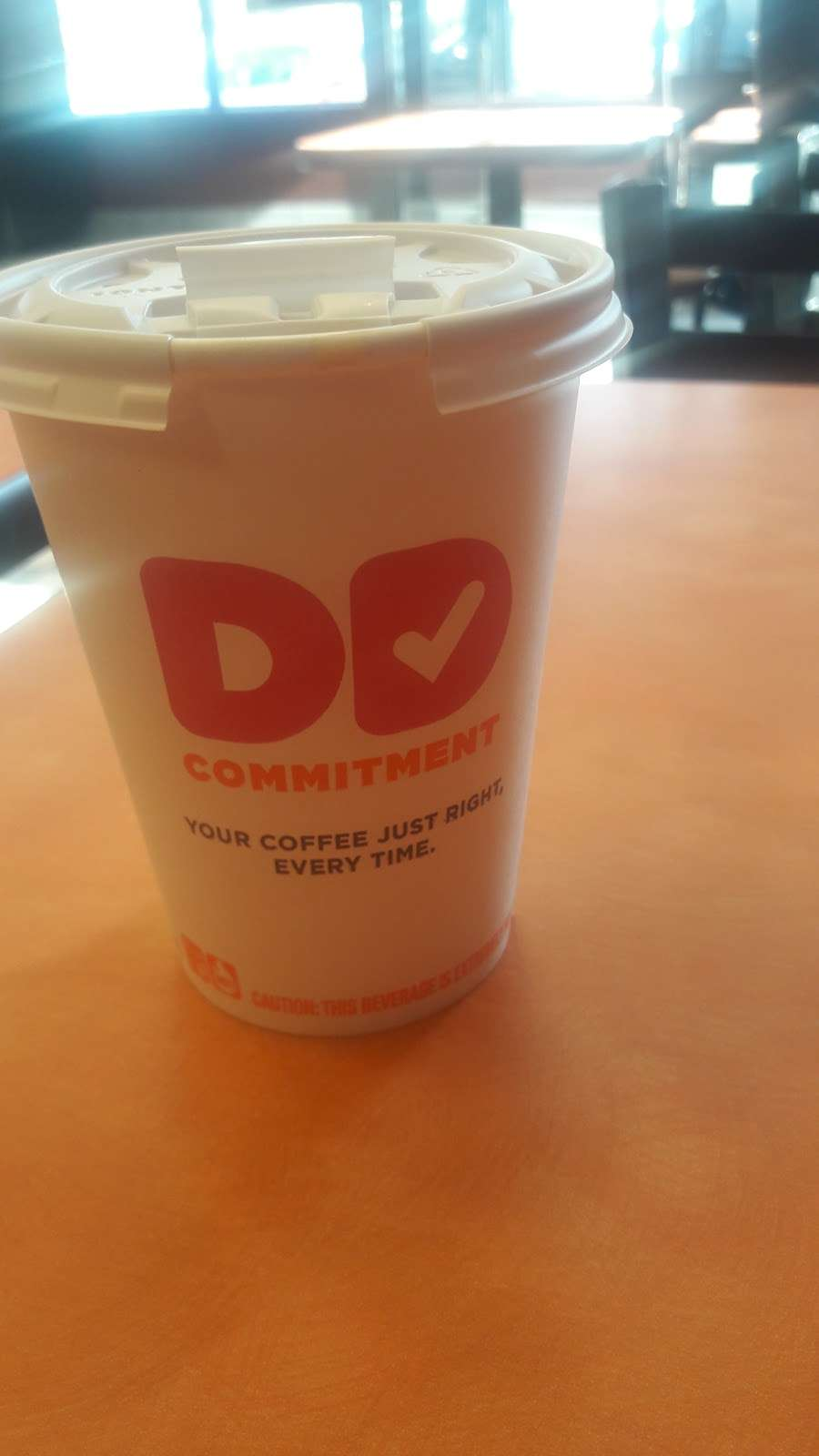 Dunkin Donuts - cafe  | Photo 6 of 10 | Address: 9001 Bergenline Ave, North Bergen, NJ 07047, USA | Phone: (201) 662-1111