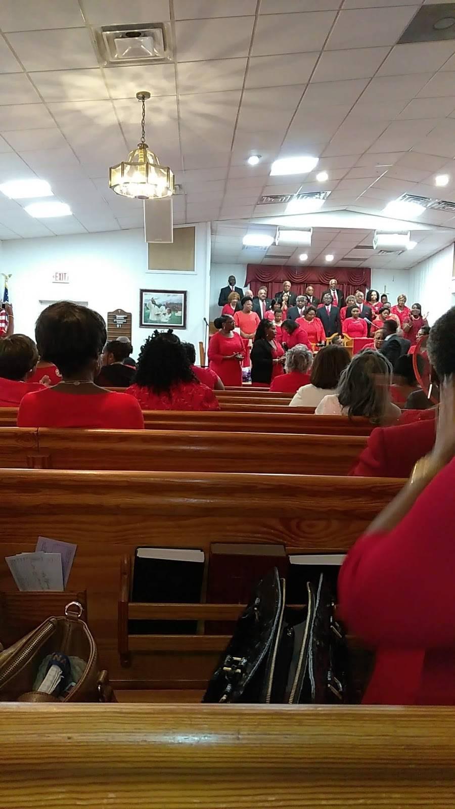 Forest Chapel Baptist Church - church  | Photo 2 of 2 | Address: 5150 Whatley Dr, Forest Park, GA 30297, USA | Phone: (404) 361-8327