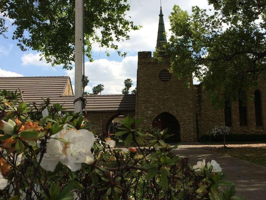 Rose Hills-Alhambra - funeral home  | Photo 3 of 4 | Address: 550 E Main St, Alhambra, CA 91801, USA | Phone: (888) 688-1068