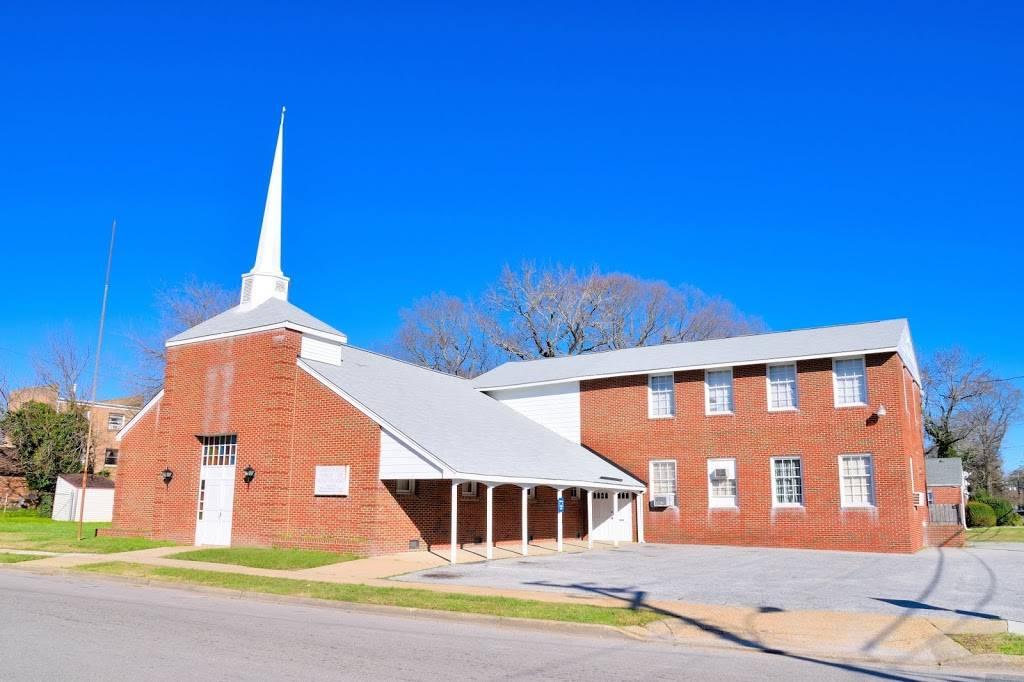Tabernacle Voice-Deliverance - church  | Photo 3 of 3 | Address: Norfolk, VA 23513, USA | Phone: (757) 855-3557
