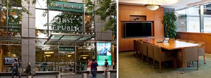 First Republic Bank - bank  | Photo 4 of 6 | Address: 10 Columbus Cir, New York, NY 10019, USA | Phone: (212) 331-0088