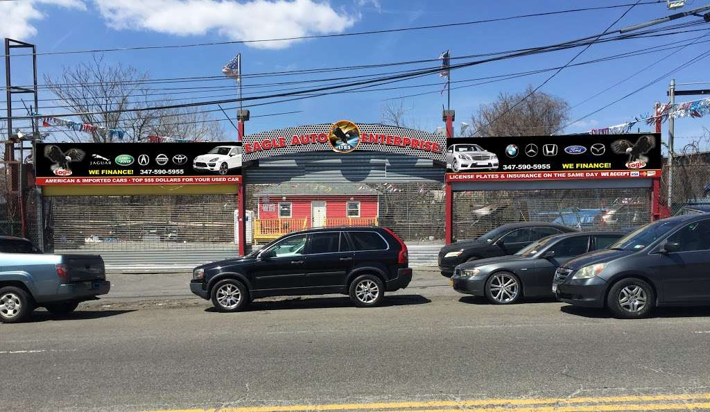 Eagle Auto Enterprise - car dealer  | Photo 2 of 3 | Address: 1507 Bronxdale Ave, The Bronx, NY 10462, USA | Phone: (347) 590-5955