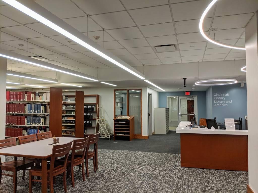 Cincinnati Historical Society - library  | Photo 3 of 6 | Address: 1301 Western Ave, Cincinnati, OH 45203, USA | Phone: (513) 287-7000