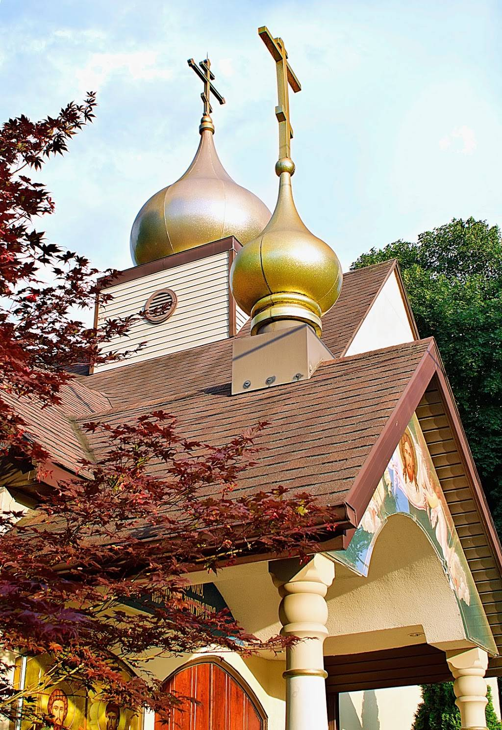 Sts Theodore Orthodox Church - church  | Photo 5 of 9 | Address: 96 Los Robles St, Williamsville, NY 14221, USA | Phone: (716) 634-6712