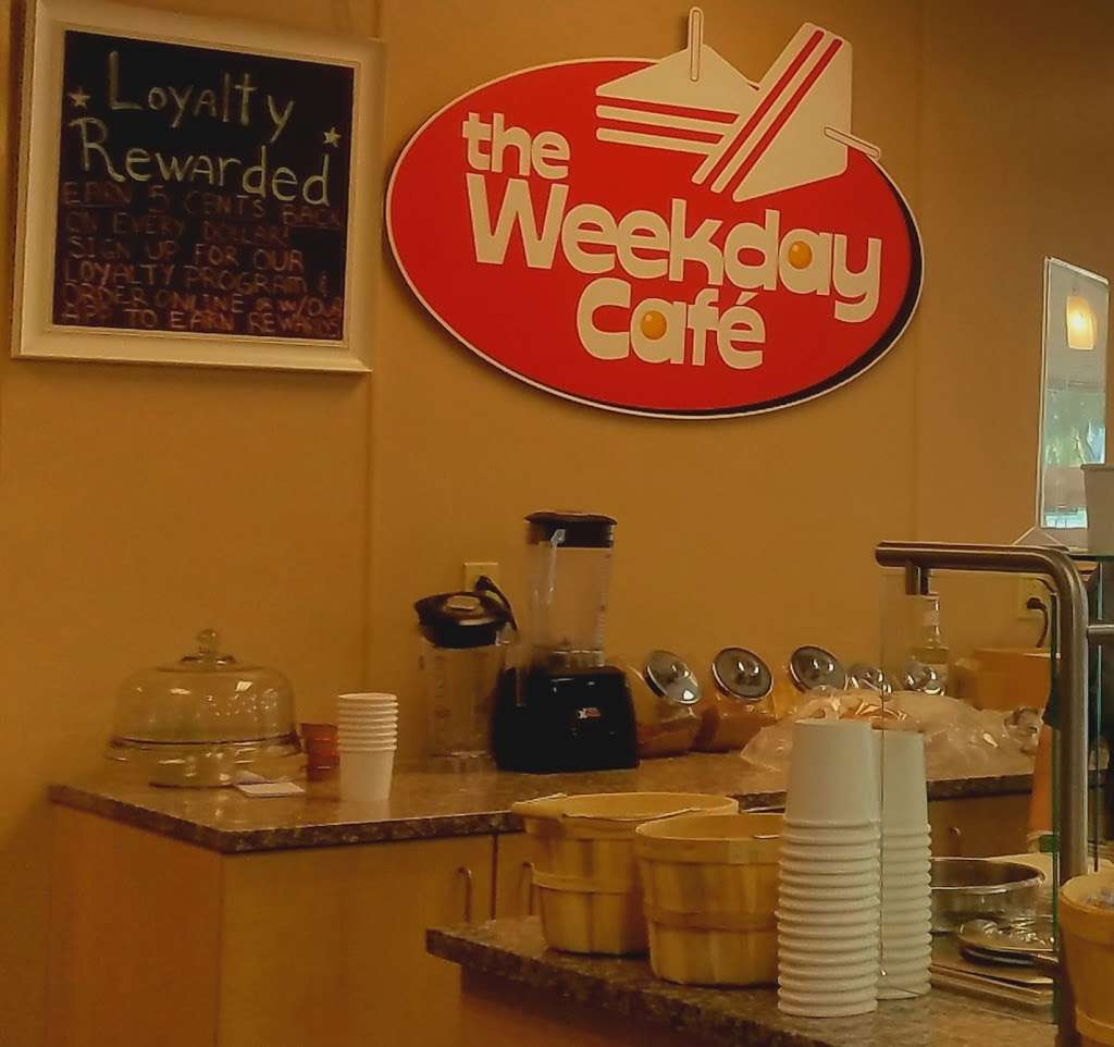 The Weekday Café - Ewing - cafe  | Photo 3 of 10 | Address: 200 Princeton South Corporate Centre #120, Ewing Township, NJ 08628, USA | Phone: (609) 323-7295