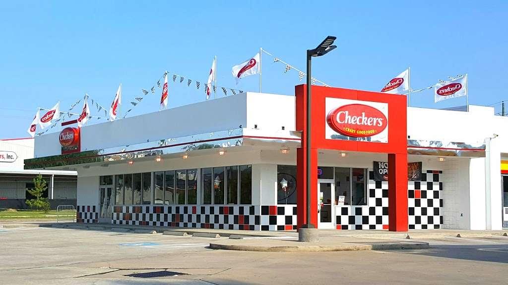 Checkers - restaurant    Photo 3 of 10   Address: 2925 Barker Cypress Rd, Houston, TX 77084, USA   Phone: (281) 676-8881