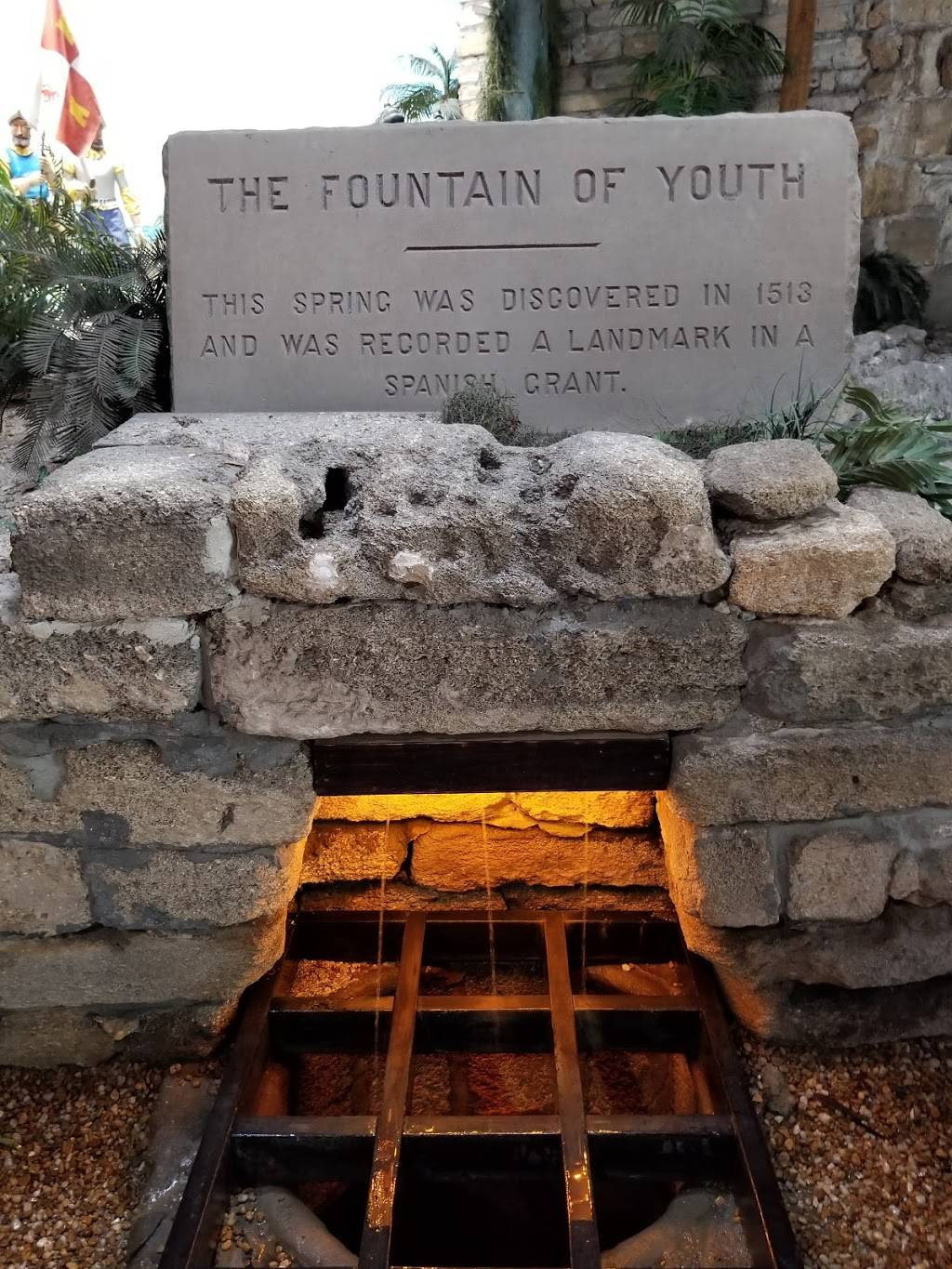 """""""Fountain of Youth"""" - health  