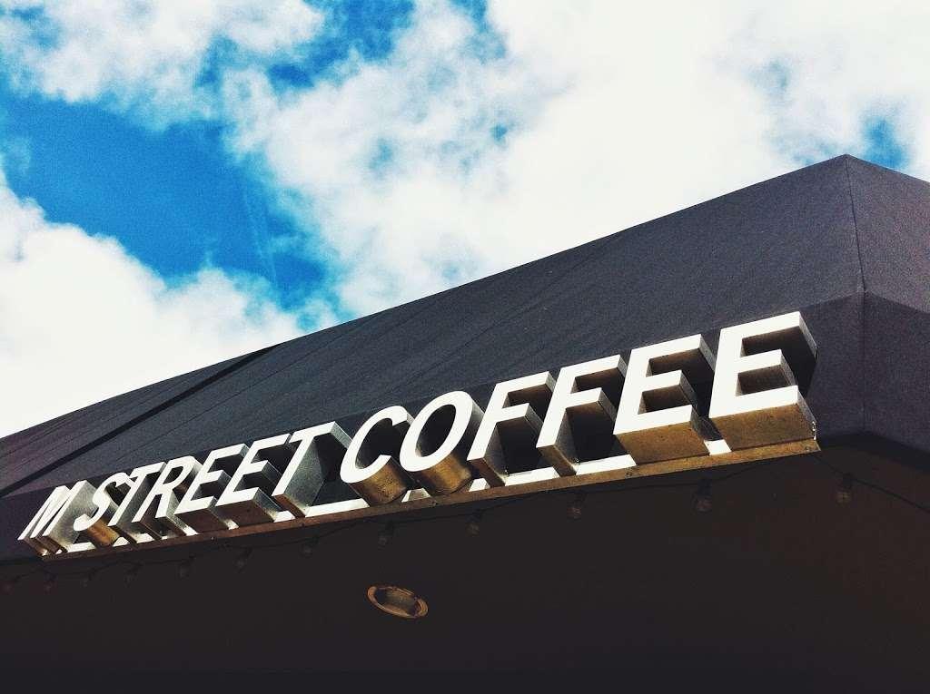 M Street Coffee - art gallery    Photo 1 of 10   Address: 13251 Moorpark St, Sherman Oaks, CA 91423, USA   Phone: (818) 907-1400
