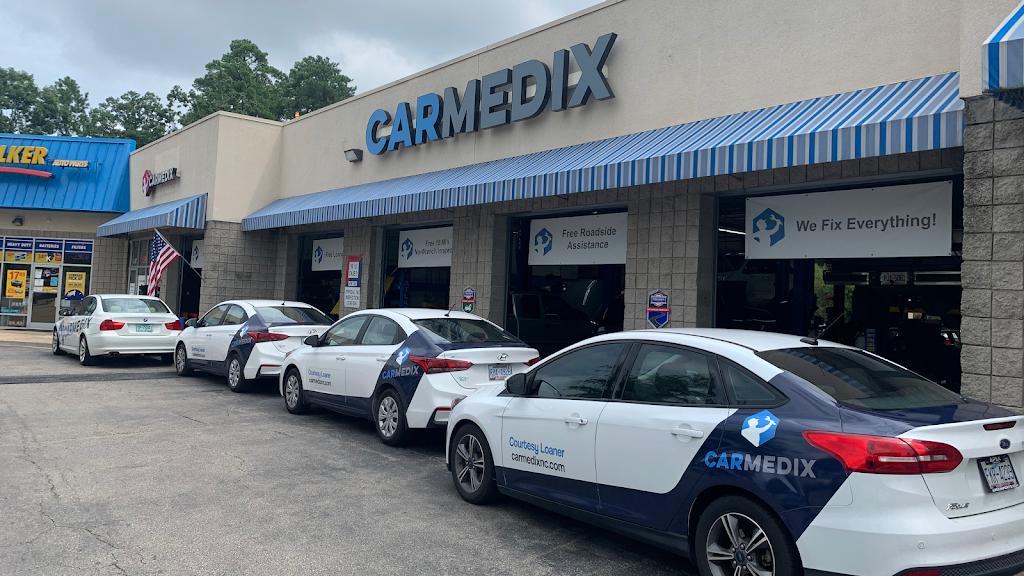 Carmedix - car repair  | Photo 1 of 10 | Address: 2105 NC-54 Unit L, Durham, NC 27713, USA | Phone: (984) 888-0791
