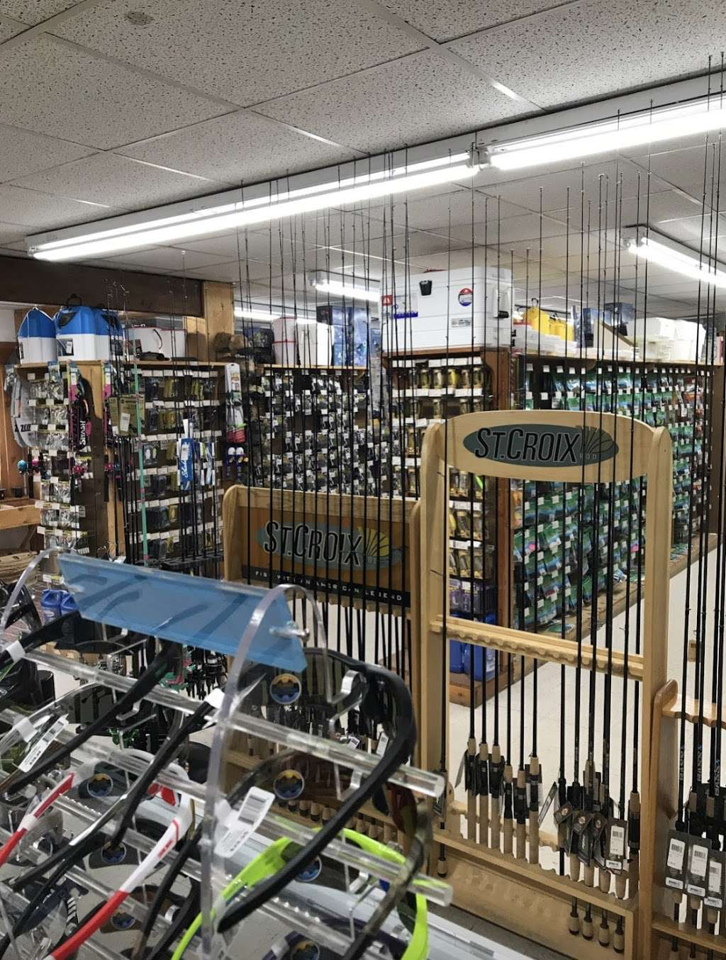 (Tackle Shop) Williamsville Country Store - store  | Photo 7 of 10 | Address: 3544 Williamsville Rd, Houston, DE 19954, USA | Phone: (302) 424-2277
