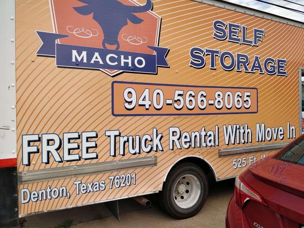 Macho Self Storage Dallas 1750 W Northwest Hwy Dallas