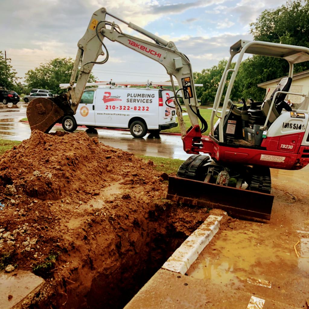 Premier Plumbing Services - plumber    Photo 5 of 10   Address: 122 Ryan Dr, San Antonio, TX 78223, USA   Phone: (210) 322-8232