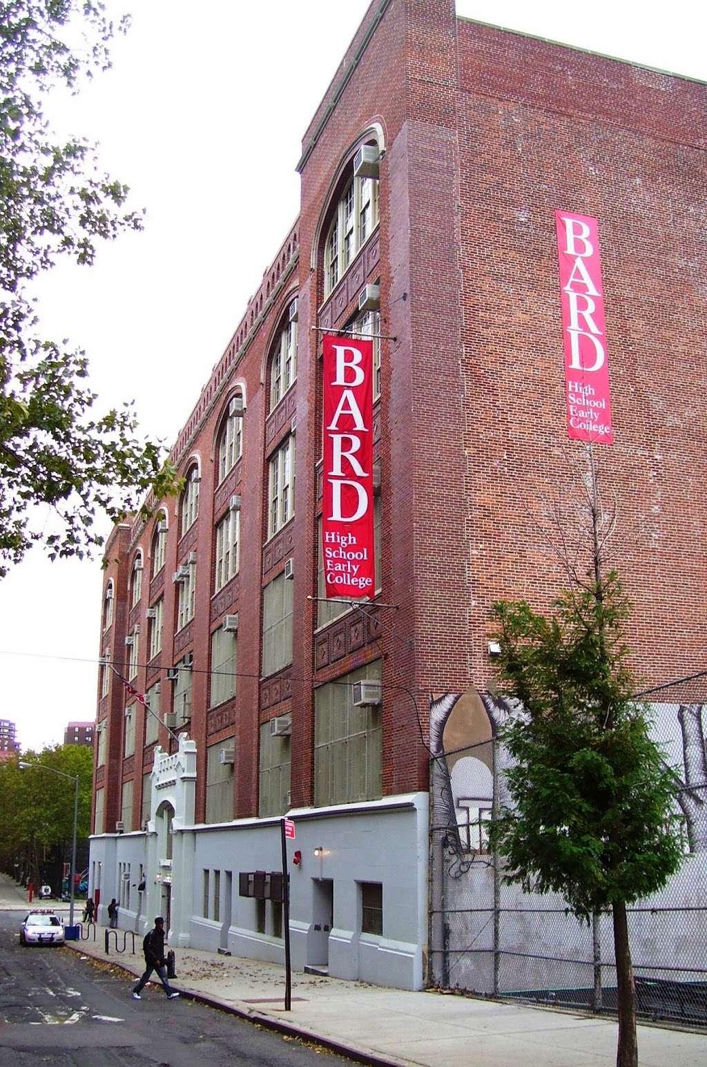Bard High School Early College - school  | Photo 1 of 1 | Address: 525 E Houston St, New York, NY 10002, USA | Phone: (212) 995-8479