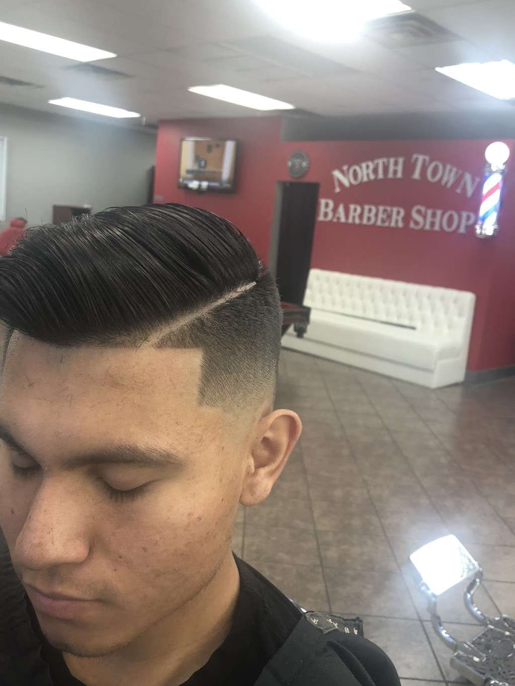 North Town Barber Shop - hair care  | Photo 4 of 5 | Address: 3012 E Griswold St Ste#4, North Las Vegas, NV 89030, USA | Phone: (702) 382-1160