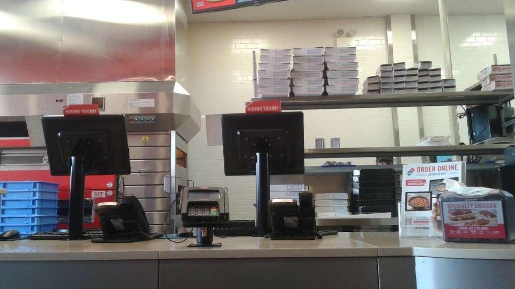 Dominos Pizza - meal delivery    Photo 4 of 10   Address: 150-13 Cross Bay Blvd, Ozone Park, NY 11417, USA   Phone: (718) 738-2424