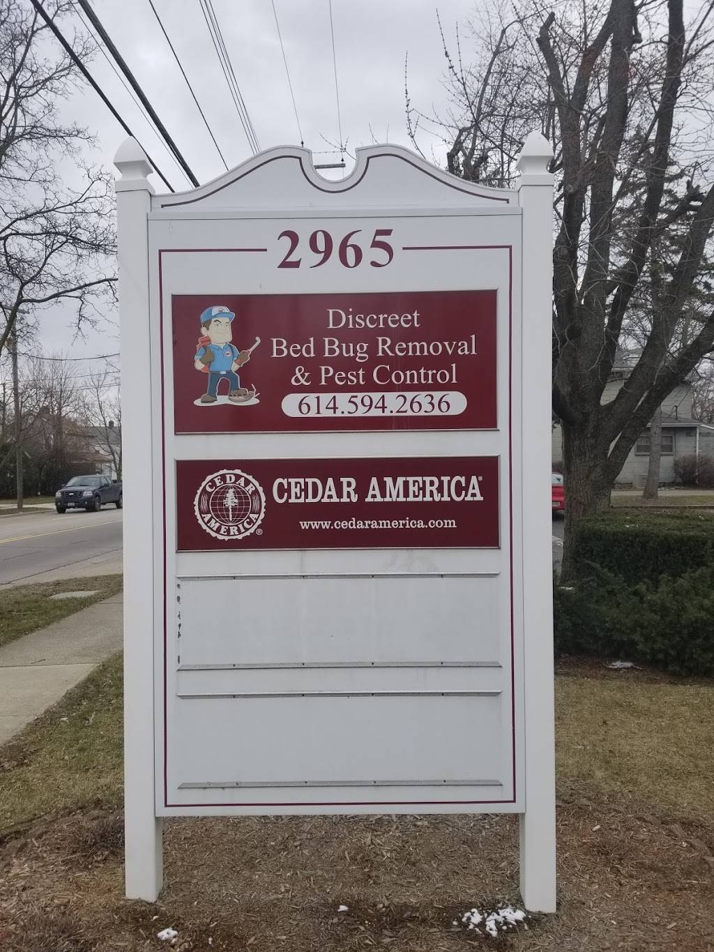 Discreet Bed Bug Removal and Pest Control - home goods store  | Photo 1 of 4 | Address: 2965 Columbus St, Grove City, OH 43123, USA | Phone: (614) 594-2636