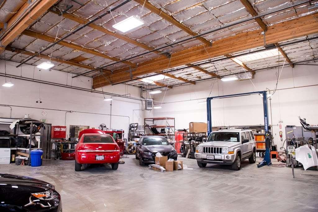 Diablo Auto Body Inc - car repair    Photo 10 of 10   Address: 3275 Bernal Ave, Pleasanton, CA 94566, USA   Phone: (925) 462-7151