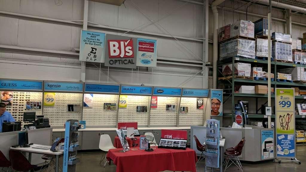 BJ's Optical - Store | 1001 E Edgar Rd, Linden, NJ 07036, USA