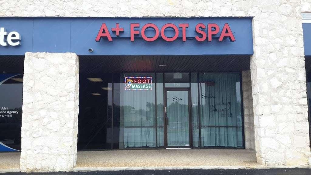 A+ Foot Spa - spa  | Photo 5 of 10 | Address: 9323 Perrin Beitel Rd #104, San Antonio, TX 78217, USA | Phone: (210) 590-1221