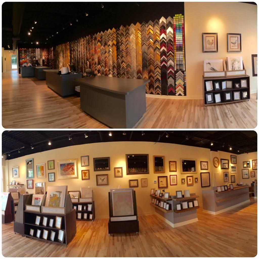 Nash Frame Design - art gallery    Photo 6 of 8   Address: 17418 Minnetonka Blvd, Minnetonka, MN 55345, USA   Phone: (952) 955-7588