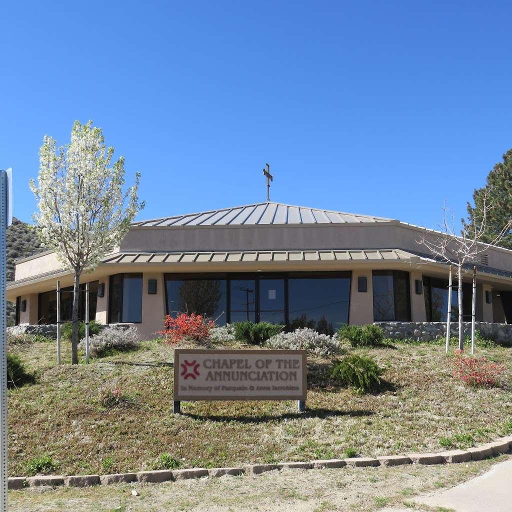 Saint Andrews Abbey - church  | Photo 1 of 10 | Address: 31001 N Valyermo Rd, Valyermo, CA 93563, USA | Phone: (661) 944-2178