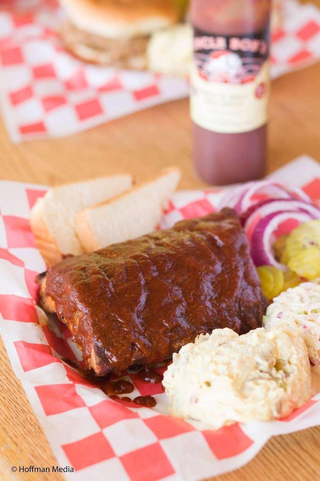 Uncle Bob's BBQ - restaurant  | Photo 2 of 10 | Address: 20873 Eva St, Montgomery, TX 77356, USA | Phone: (936) 448-9227