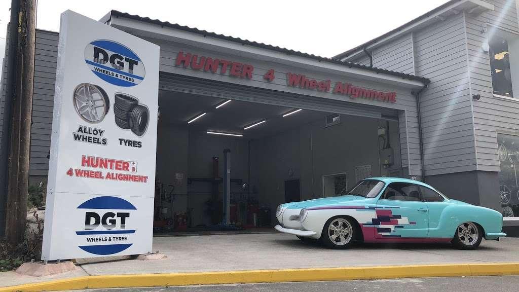 DGT Wheels & Tyres - car repair    Photo 5 of 10   Address: Wash Rd, Basildon SS15 4BT, UK   Phone: 01268 416201