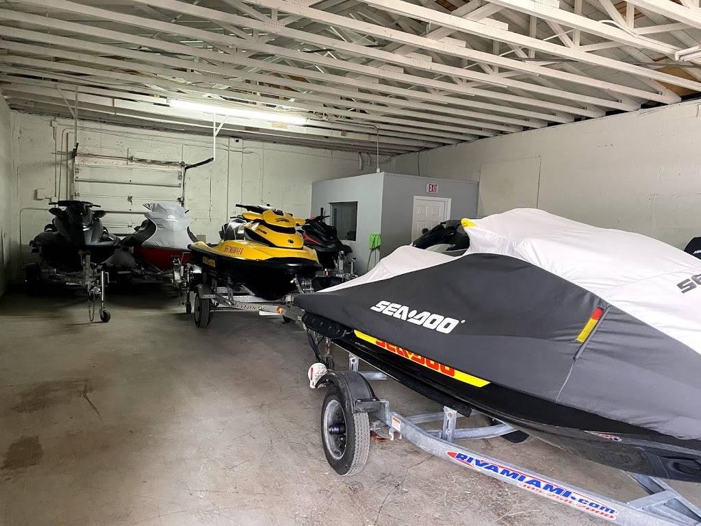 Offshore Boat & Jet-ski Storage - storage  | Photo 1 of 9 | Address: 810 NW 72nd St, Miami, FL 33150, USA | Phone: (786) 789-1051