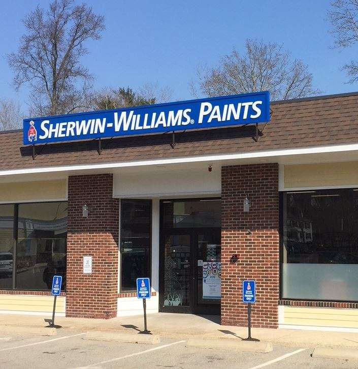 Sherwin-Williams Paint Store - home goods store  | Photo 3 of 5 | Address: 85 South St, Hingham, MA 02043, USA | Phone: (781) 749-6908