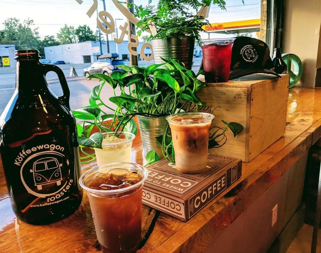 Koffeewagon Roasters - cafe  | Photo 8 of 10 | Address: 155 NJ-17, Hasbrouck Heights, NJ 07604, USA | Phone: (201) 426-0520