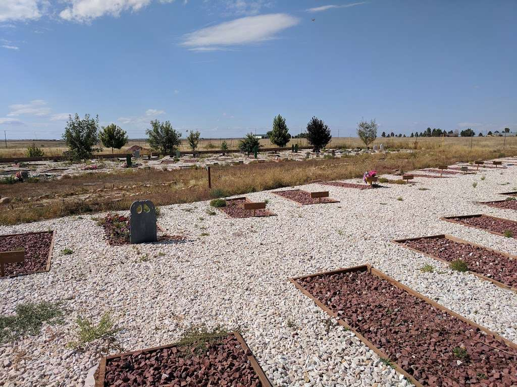 Muslim Garden Cemetery - cemetery  | Photo 6 of 6 | Address: E 64th Ave, Bennett, CO 80102, USA