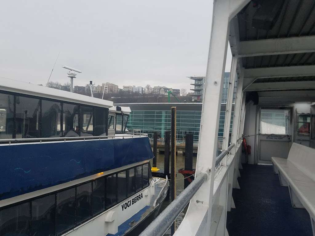 Port Imperial / Weehawken - transit station  | Photo 1 of 10 | Address: Weehawken, NJ 07086, USA