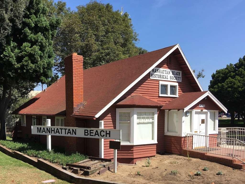 Manhattan Beach Historical Society - museum  | Photo 4 of 8 | Address: 1601 Manhattan Beach Blvd, Manhattan Beach, CA 90266, USA | Phone: (310) 374-7575