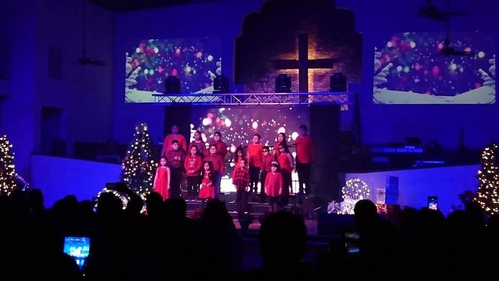 One Faith Church - church    Photo 4 of 5   Address: 1200 Roberts Cut Off Rd, River Oaks, TX 76114, USA   Phone: (817) 626-8266